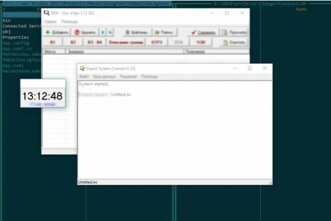 C# application 1 - kwork.com