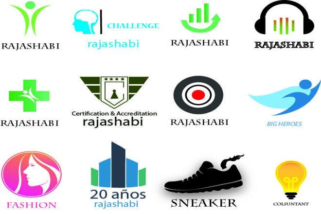 I will design professional and eye catching logo 4 - kwork.com