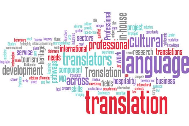 High-quality translations          1 - kwork.com