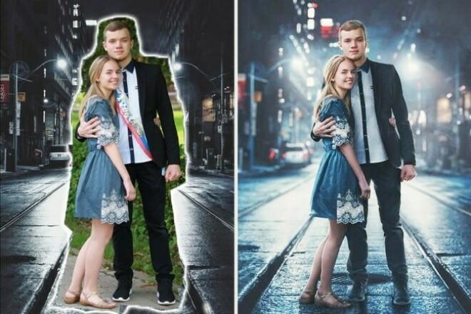 Professional photo editing in Photoshop, Capture One 3 - kwork.com