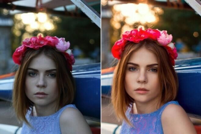 Professional photo editing in Photoshop, Capture One 1 - kwork.com
