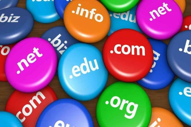 Correctly register any domain name 1 - kwork.com