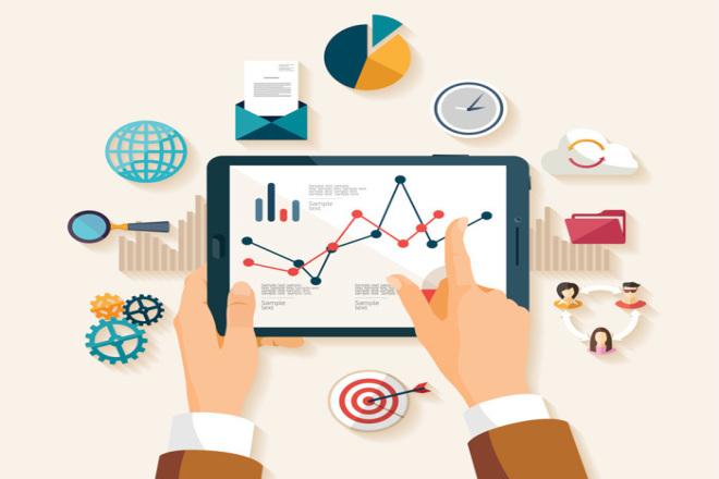 Connect to Google Analytics 1 - kwork.com