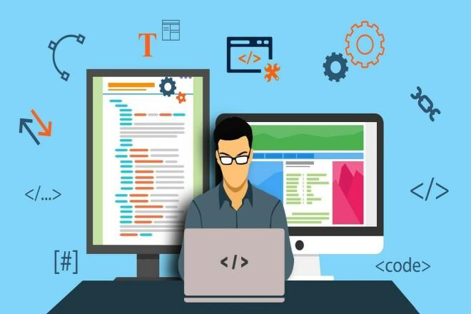 I will create your websites 4 - kwork.com