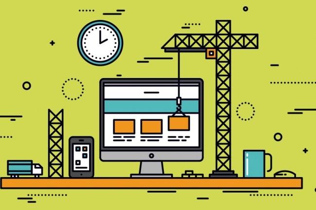 Create a website on WordPress 3 - kwork.com