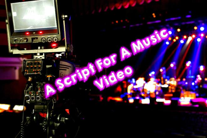 Making script for a music video 1 - kwork.com