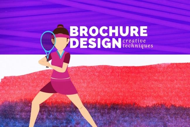 Creating Brochure and Booklet 5 - kwork.com