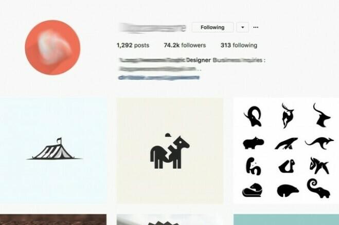 Instagram profile design for 5 days 2 - kwork.com