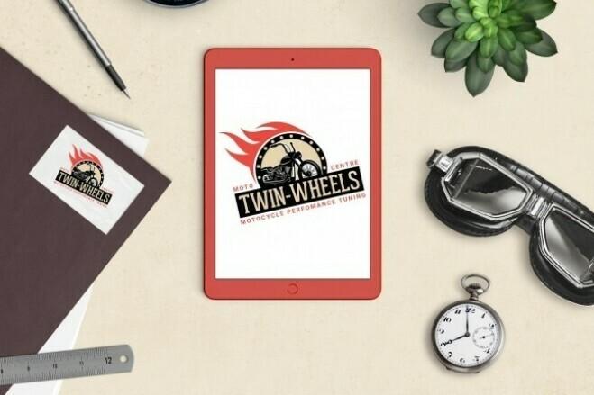 Logo for business 1 - kwork.com