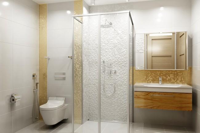 Bathroom design and visualization 3 - kwork.com