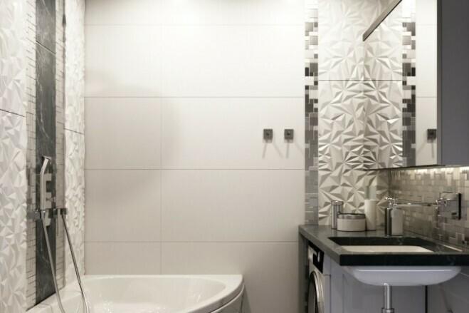 Bathroom design and visualization 2 - kwork.com