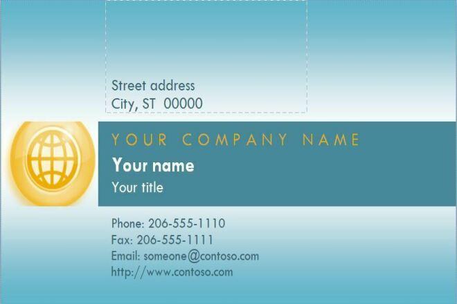 I will design business cards 1 - kwork.com