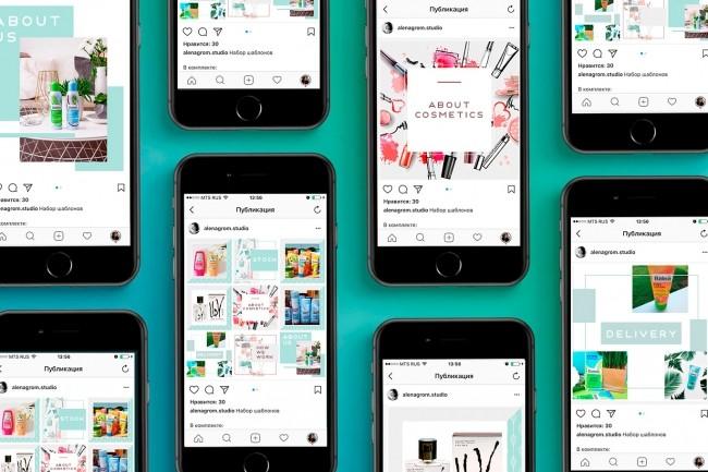 Design for instagram 2 - kwork.com