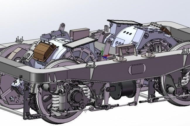 I will make model in Solid works or NX 1 - kwork.com