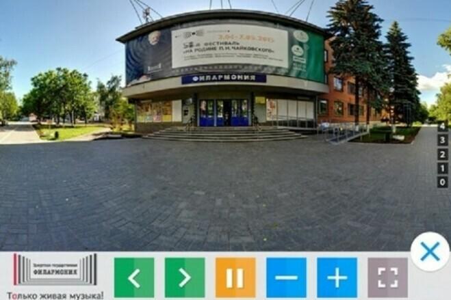 Create a virtual photo tour 3D 1 - kwork.com