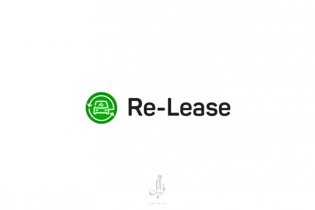 Logotype with icon 1 - kwork.com
