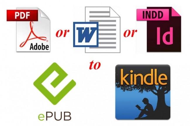 Ebook Formatting 1 - kwork.com