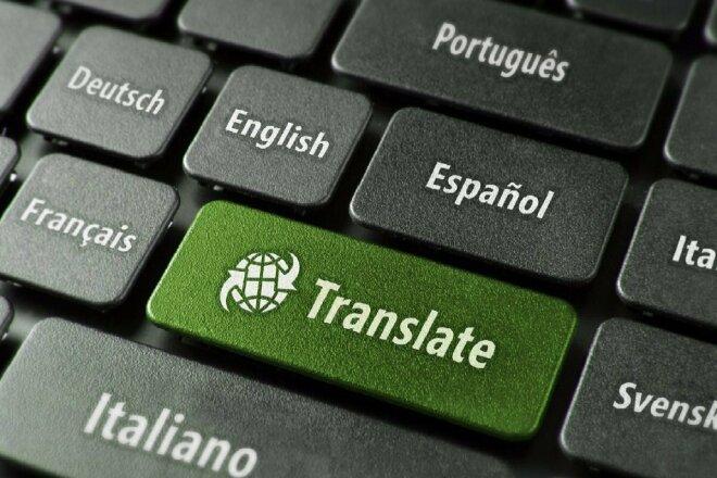 Translation by native speaker 1 - kwork.com
