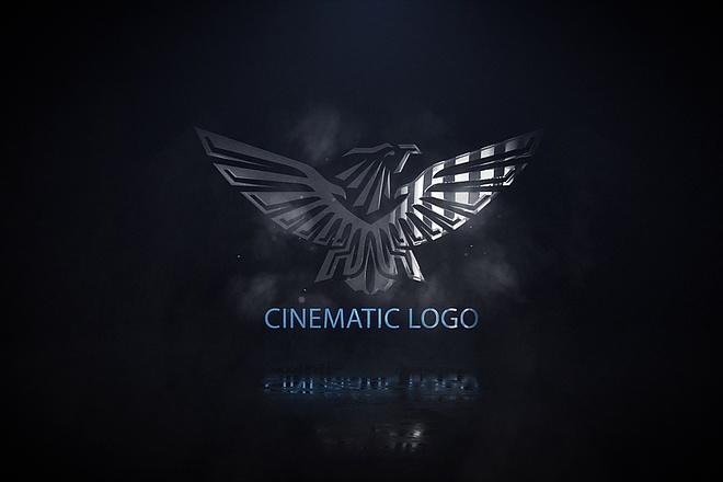 I Will Create This Smoke Cinematic Intro Logo 1 - kwork.com