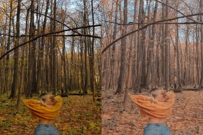 Photo editing, color correction 4 - kwork.com