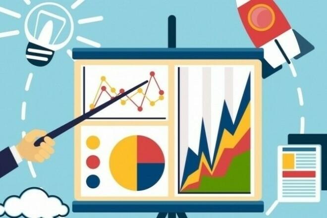 Make a presentation 3 - kwork.com