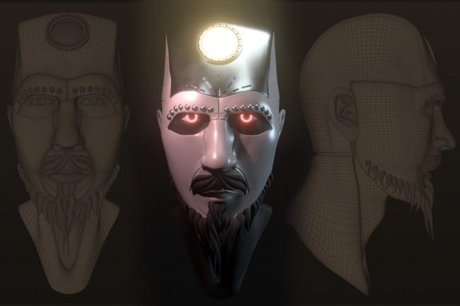 3D modeling in Blender 1 - kwork.com