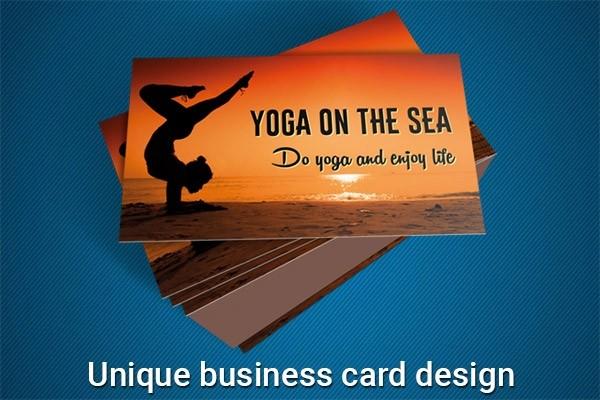 Design of business cards. Interesting and unique 4 - kwork.com