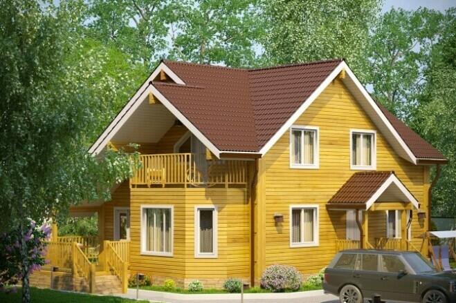 3d visualization exterior 1 - kwork.com