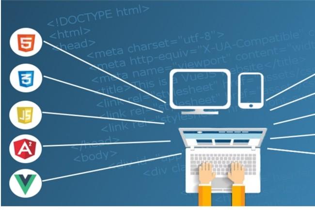 Corporative website creation 3 - kwork.com