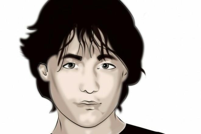 I will draw portrait 3 - kwork.com