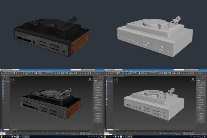 I will make a 3d model 1 - kwork.com