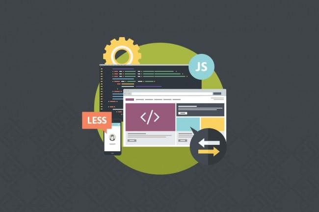 Website development 3 - kwork.com