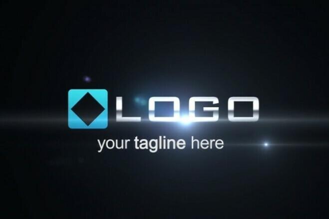 Create amazing logo reveal intro animation video 1 - kwork.com