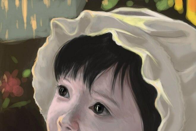 Make illustration 9 - kwork.com