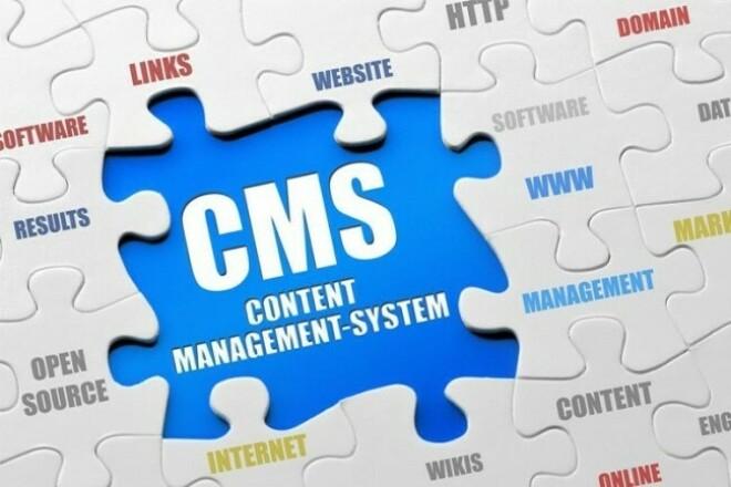 Install cms on hosting and basic settings 1 - kwork.com