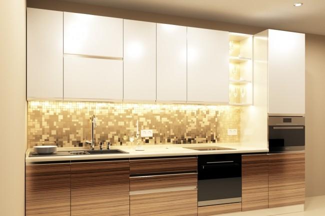 Visualization of Kitchen 1 - kwork.com
