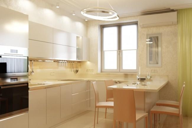 Visualization of Kitchen 5 - kwork.com