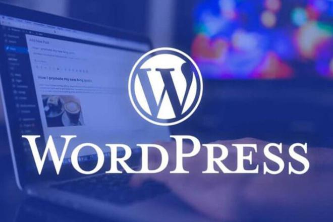 Full website design using wordpress domain and hosting not included 4 - kwork.com