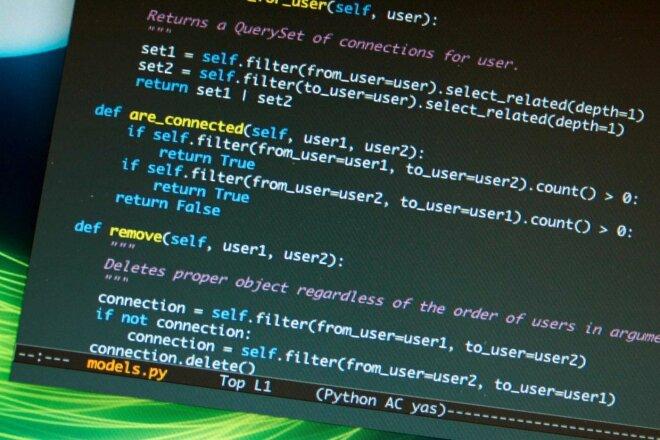 I will write a small program on Python 2 - kwork.com