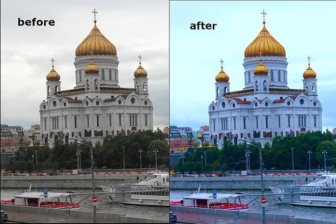 Color correction, photo processing, 25 pcs 5 - kwork.com