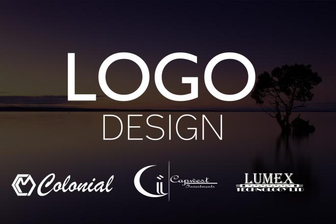 I Will Design Your Branding Logo 1 - kwork.com