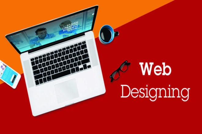 I will make a front-end of your Website 4 - kwork.com
