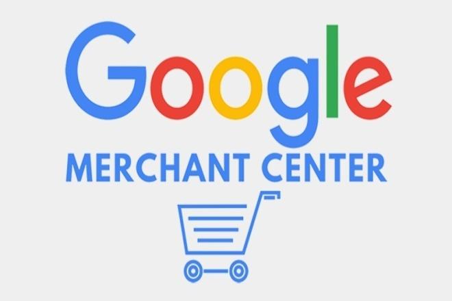 Google Merchant Center. Shopping Ecommerce 1 - kwork.com