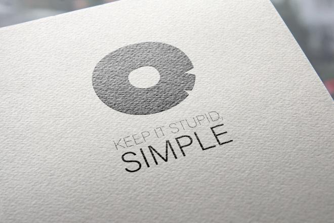 Flat Logo Design For You 4 - kwork.com