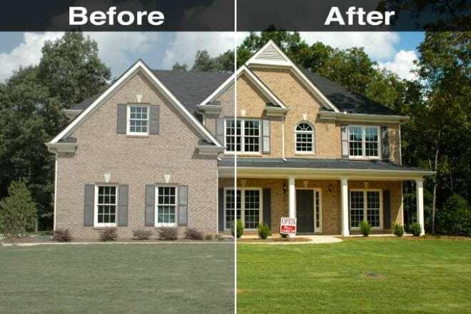I will retouch real estate photos 4 - kwork.com
