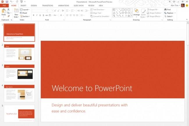 Make a presentation in PowerPoint 1 - kwork.com