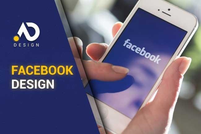 Facebook design 3 - kwork.com