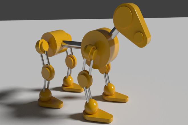 3D Modelling 1 - kwork.com