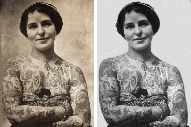 Old Photo Restoration 2 - kwork.com