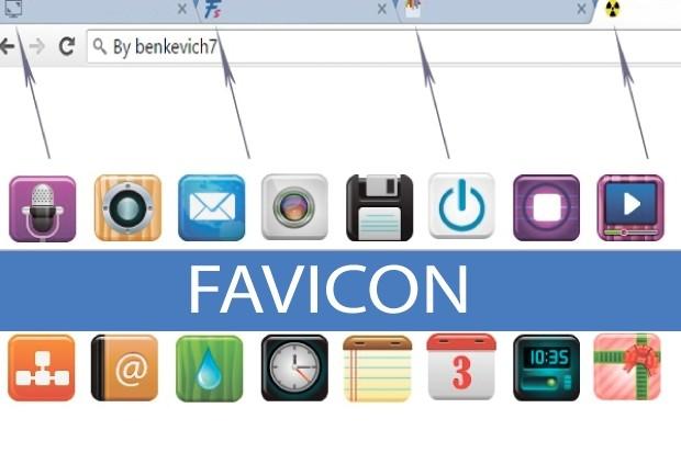 I will create favicon 1 - kwork.com